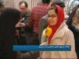 بازتاب وسیع  حضورحماسی مردم ایران