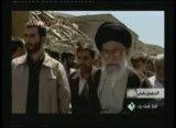 حضور رهبر انقلاب در مناطق زلزلهزده آذربایجان شرقی