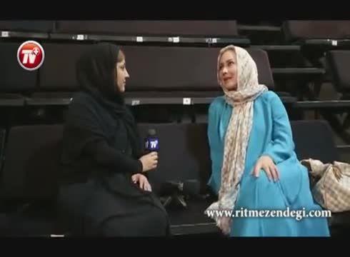 آناهیتا نعمتی: آنها حق نداشتند اسم همسر سابقم را بیاورن