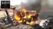 شکست خوردن عملیات انتحاری داعش در سوریه