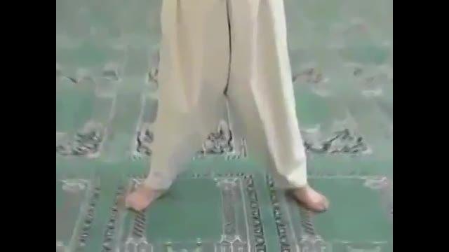اشتباهات رایج در نماز به کوردی