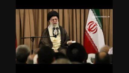 رهبر انقلاب: ما میگوییم طول دوره توافق، چندسال باشد