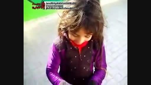 فروش مواد مخدر توسط دختر ۶ ساله