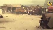 جبهه النصره و تانک بشار اسد