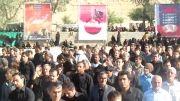 مراسم عزاداری تاسوعای حسینی در چرام