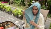 آموزش بستن شال و روسری- حجاب