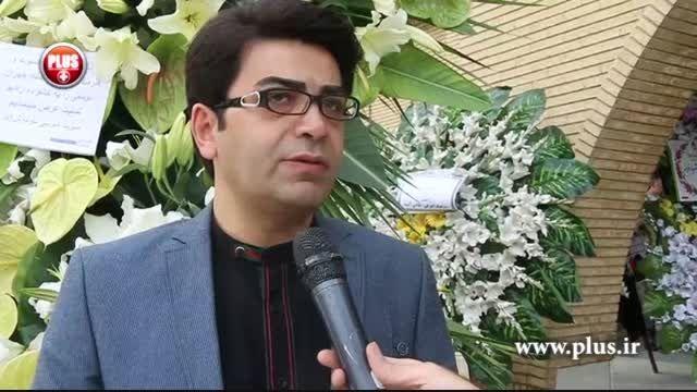 فاتحه خوانی ستاره ها برای صدای ماندگار رادیوی ایران