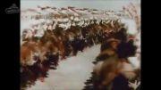 """""""بخشی از فیلم """"دربار دهلی"""" محصول 1911"""""""