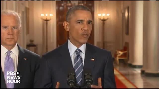 سخنرانی اوباما رئیسجمهور آمریکا بعد از توافق هسته ای