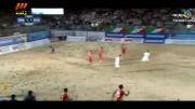ایران با اقتدار قهرمان مسابقات فوتبال ساحلی بین قاره ای شد