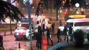 تصویر بمبگذار انتحاری زن در ترکیه منتشر شد