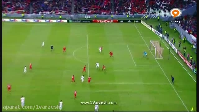 روبین کازان 0-1 لیورپول