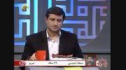 قرائت قرآن  توسط آقای سجادامینی دربرنامه اسراشبکه قرآن