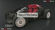 اولین چاپگر سه بعدی خودرو - 3D-printed Car