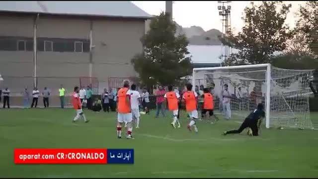 تمرینات تیم ستارگان ایران پیش از بازی با ستارگان جهان