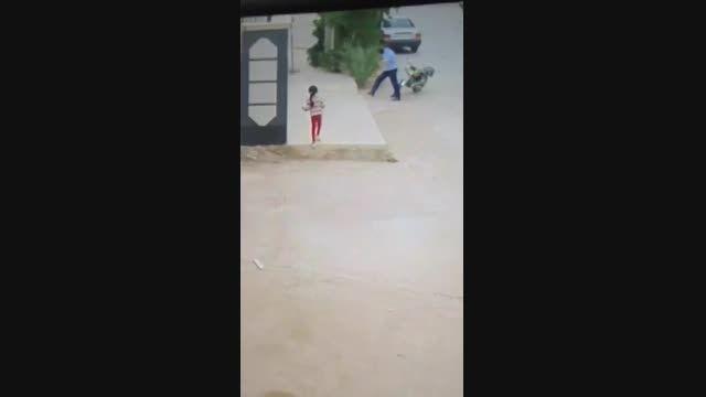 دزدی وحشیانه از یک دختربچه(ایران)