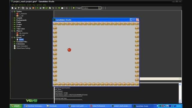 آموزش تصویری ساخت یک بازی ساده در گیم میکر - گیم میک