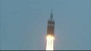 فضاپیمای جدید ناسا موسوم به «اورایون» به فضا پرتاب شد