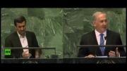 شباهت رفتار احمدی نژاد و نتانیاهو
