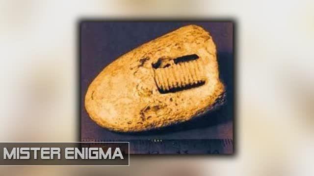 کشف جسمی عجیب و باستانی مربوط به 300 میلیون سال پیش!