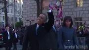 اوباما خوشحال از دیدار با ظریف