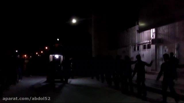 روستای النگ -گلستان-عاشورا94زنجیرزنی  نوحه نظرعلی رحیمی