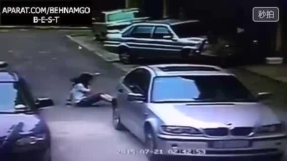 جنایت عجیب علیه دختر و پسر در خیابان...!