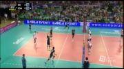 خلاصه والیبال ایران 0 - 3 امریکا