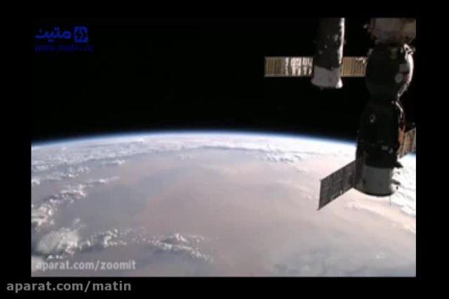 ناسا برای اولین بار اقدام به کاشت گل در ایستگاه فضایی