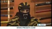 ارتش زنان در ایران...نینجاهای زن در ایران