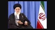 امام خامنه ای:جمهوری اسلامی ایران شکست ناپذیر است