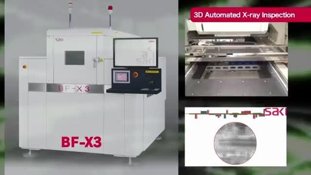 دستگاه مونتاژ SMD – دستگاه SMD – دستگاهSAKI Technology