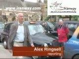 اعتراض رانندگان تاکسی در لندن