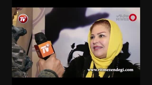 اکرم محمدی: به هیچ وجه حاضر نیستم در تلویزیون ریسک کنم