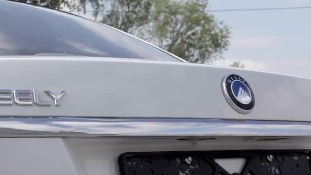 جیلی GC6 محصول جدید خودروسازی بم
