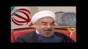 روحانی از باز کردن قفل درهای بسته می گوید ...