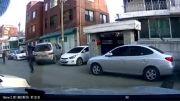 انفجار بمب در خودرو و کشته شدن چند نفر