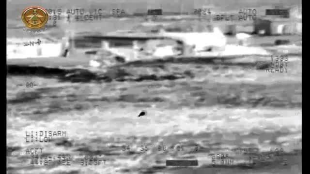 آخرین عملیات نیروی هوایی عراق بر علیه داعش