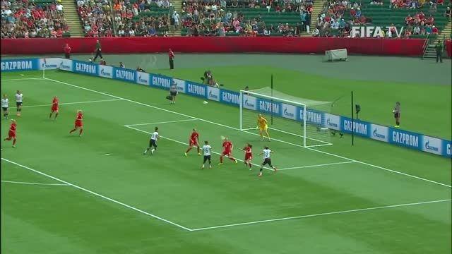 خلاصه بازی انگلیس و آلمان – جام جهانی زنان کانادا ۲۰۱۵