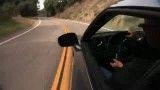 راننده بی ادب نیسان GT-R