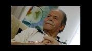 صحبت بازیگر معروف سینما با دکتر روحانی