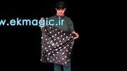 -دستمال خالدار-Silk spotted magic tricks by ek magic co