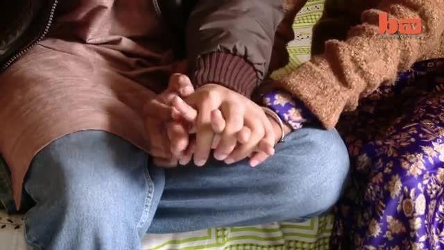 اسید پاشی  وحشتناک به یک دختر هندی