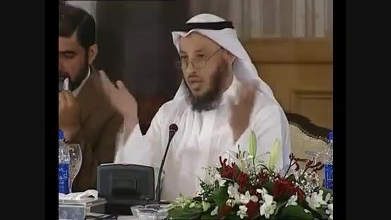 نظر عثمان الخمیس در مورد وحدت بین مسلمین