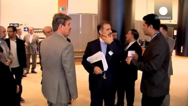 دیدار نمایندگان مجلس ایران از پارلمان اروپا