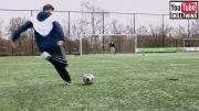 مهارت با توپ فوتبال