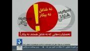 آمار عجیب تحصیلکرده های بیکار در ایران!