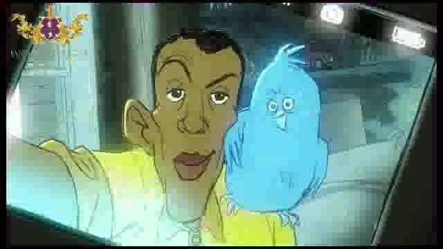 انیمیشن آثار مخرب شبکه های اجتماعی