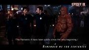 تیتراژ کاپیتان آمریکا3(ساخت هواداران)