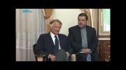 دیدار وزیر خارجه سابق فرانسه با  علی شمعخانی